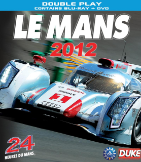 BLU-RAY: Le Mans 2012 (+DVD)