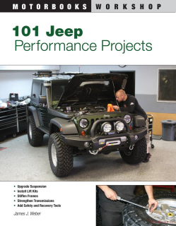 101 Jeep Performance Projects