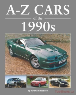 A-Z of Cars of the 1990s