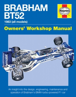 Brabham BT52 Owners Manual 1983