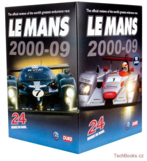 DVD: Le Mans Collection 2000-2009 (10 DVD)