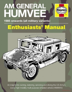 AM General Humvee Manual: 1985 onwards (all models)