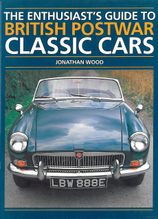 The Enthusiast's Guide to British Postwar Classic Cars