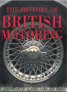 The History Of British Motoring