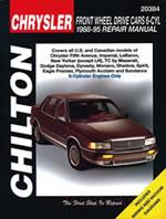Chrysler Front Wheel Drive Cars (6-cyl.) (88-95)