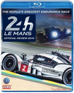 BLU-RAY: Le Mans 2016