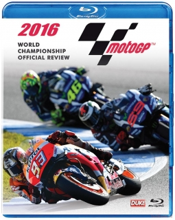 BLU-RAY: MotoGP 2016 Review