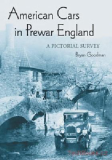 American Cars in Prewar England: A Pictorial Survey