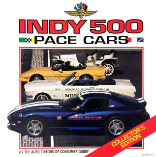 Indy 500 Pace Cars