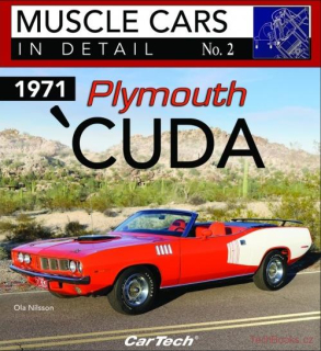 1971 Plymouth 'Cuda - Muscle Cars In Detail No. 2