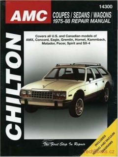 AMC Coupes / Sedans / Wagons (75-88)