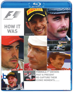 BLU-RAY: F1 - How it was