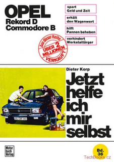 Opel Rekord D / Commodore B (72-74)