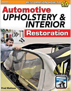 Automotive Upholstery & Interior Restoration