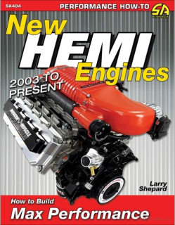 New Hemi Engines 2003 to Present, How to Build Max Performance