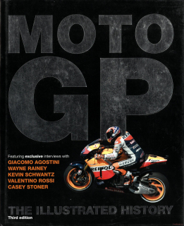MotoGP: The Illustrated History