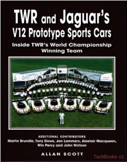 TWR and Jaguar's V12 Prototype Sports Cars
