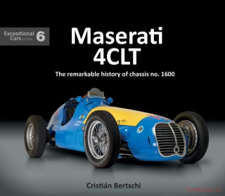 Maserati 4CLT - The remarkable history of chassis no. 1600