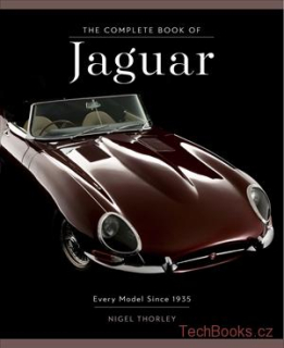 The Complete Book of Jaguar - Every Model Since 1935