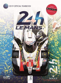 Le mans 2019 Official Yearbook