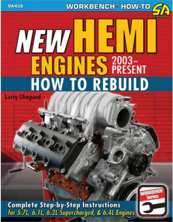 New Hemi Engines 2003-Present, How to Rebuild