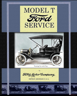 Ford Model T Service manual