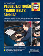 Peugeot/Citroen Timing Belts Manual