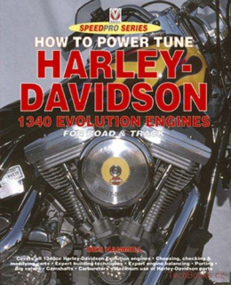 How to Power Tune Harley-Davidson 1340 Evolution Engines
