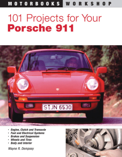 101 Projects for your Porsche 911 1964-1989