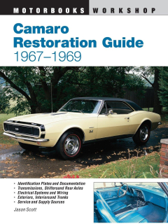 Camaro 1967-1969 Restauration Guide
