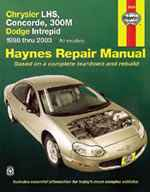 Chrysler LHS/Concorde/300M/Dodge Intrepid (98-04)