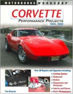 Corvette C3 Performance Projects 1968-1982