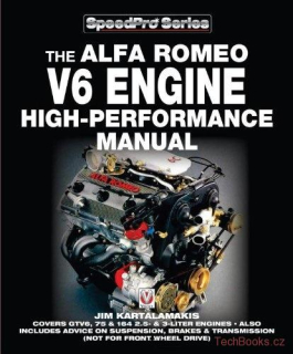 The Alfa Romeo V6 Engine High-performance Manual (SpeedPro)