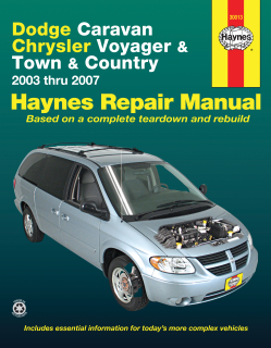 Dodge Caravan/Chrysler Voyager/Town & Country (03-07)