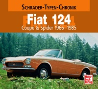 Fiat 124 Coupe & Spider 1966-1985