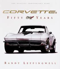 Corvette: Fifty Years (Hardback)