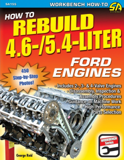 How To Rebuild 4.6-/5.4-Liter Ford Engines