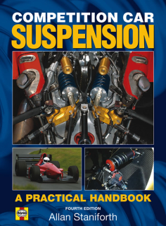 Competition Car Suspension (4th Edition)