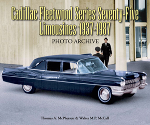 Cadillac Fleetwood Series Seventy-Five Limousines 1937-1987
