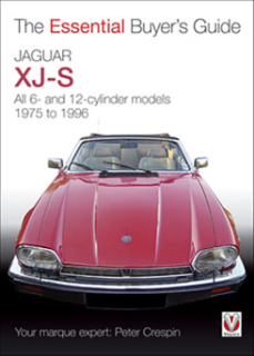 Jaguar XJ-S -All 6- and 12- cylidner models 1975-1966