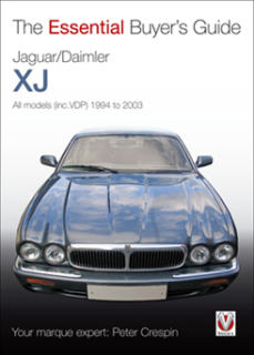 Jaguar/Daimler XJ - All models (incl. VDP) 1994-2003