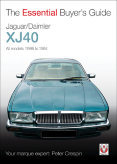 Jaguar/Daimler XJ40 - All models 1986-1994