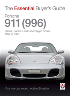 Porsche 911 (996) Carrera, Carrera 4 and turbocharged models 1997-2006