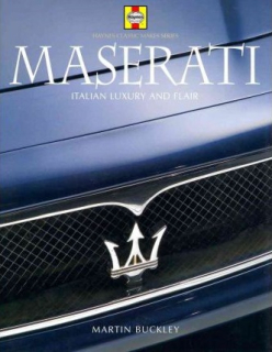 Maserati: Haynes Classic Makes Series