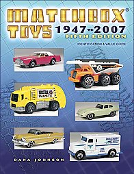 Matchbox Toys 1947-2007, Fifth Edition
