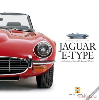 Jaguar E-Type: Haynes Great Cars Series (2nd Edition) (Originál)