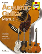 Acoustic Guitar Manual (Hardback)