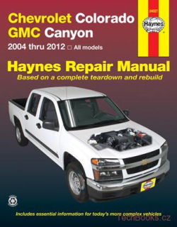 Chevrolet Colorado & GMC Canyon (04-12)