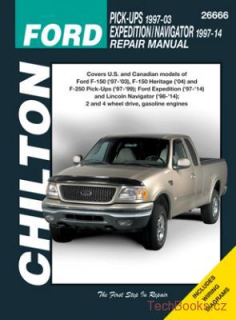 Ford Pick-Ups F-150 / F-250 / Expedition & Lincoln Navigator (97-14)