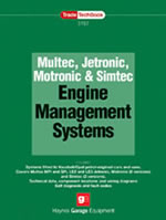 Multec, Motronic and Simtec Engine Management Systems
